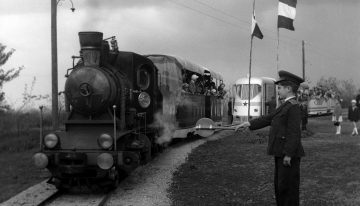 Talpalatnyi Dunaújváros – Muki és az úttörővasút