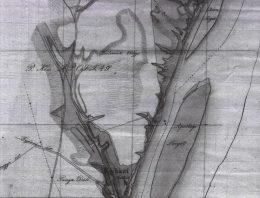 Kié a névtelen sziget Dunapentele és Dunavecse között?