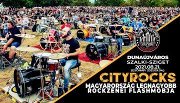 CityRocks 2021 – Dunaújváros!
