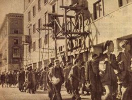 Sztálinvárosi hétköznap
